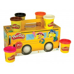 PLAY DOH SUPER COLOR PACK (A7924)