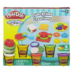 PLAY-DOH LUNCHTIME CREATIONS (A7659)