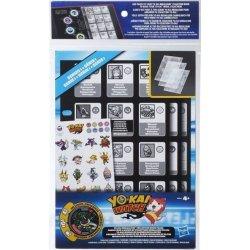 Yo-Kai S1 Medallium Booster Pages (B6046)