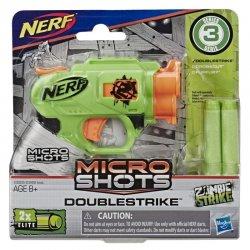 NERF MICROSHOTS ZOMBIE STRIKE DOUBLESTRIKE (E3000)