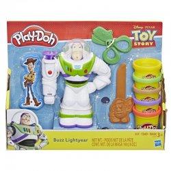 Hasbro Play-Doh Disney Pixar Σετ Toy Story Buzz Lightyear (E3369)