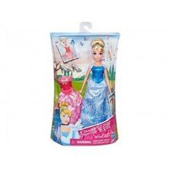 DISNEY PRINCESS DOLL WITH EXTRA FASHION (E4589)