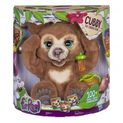 FURREAL CUBBY THE CURIUS BEAR ΑΡΚΟΥΔΑΚΙ ΦΙΛΑΡΑΚΙ (E4591)