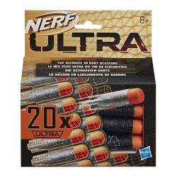 NERF ULTRA DART REFILL 20ΤΜΧ ΑΝΤΑΛΛΑΚΤΙΚΑ (E6600)