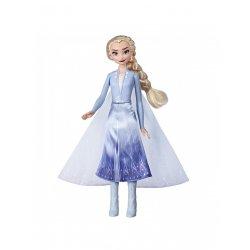 Disney Frozen 2 Κούκλα Light Up Fashion ELSA (E7000)