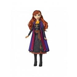 Disney Frozen 2 Κούκλα Light Up Fashion Αννα (E7001)