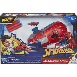 AVENGERS POWER MOVES ROLE PLAY SPIDERMAN (E7328)