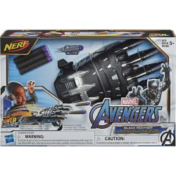 AVENGERS POWER MOVES ROLE PLAY BLACK PANTHER (E7372)