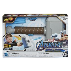 AVENGERS POWER MOVES ROLE PLAY THOR (E7379)
