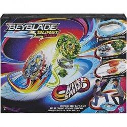 BEYBLADE VERTICAL DROP BATTLE SET (E7609)