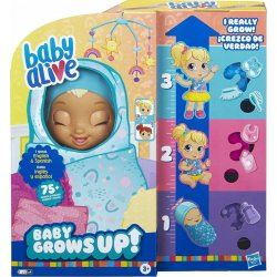 BABY ALIVE GROWS UP HAPPY (E8199)