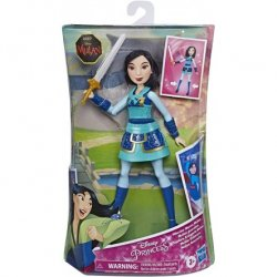 DISNEY PRINCESS WARRIOR MOVES MULAN (E8628)