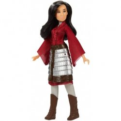 DISNEY PRINCESS MULAN OPP FASHION DOLL (E8633)