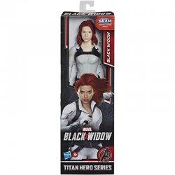 Avengers Black Widow Titan Hero Series Black Widow 30 Εκ. (E8736)