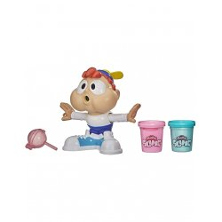 Play-Doh Slime Chewin Charlie Slime Bubble Maker (E8996)