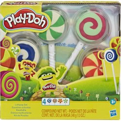 PLAYDOH LOLLIPOP PACK  (E9193)