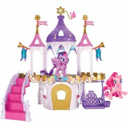 My Little Pony Friendship Castle Κάστρο Με Twilight Sparkle Και Pinkie Pie (E9919)
