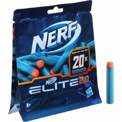 NERF ELITE 2.0 ΑΝΤΑΛ/ΚΑ 20 ΤΜΧ (F0040)