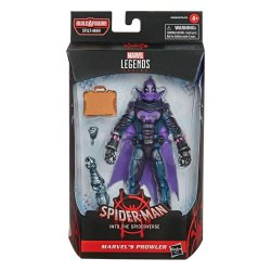 Marvel Legends Series Spider-Man: Into The Spider-Verse Prowler (F0258)