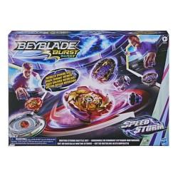BEYBLADE SPS SPEEDSTORM MOTOR STRIKE BATTLE SET (F0578)