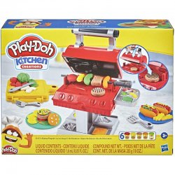 Play-Doh Grill N Stamp Playset (F0652)