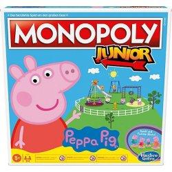 ΕΠΙΤΡΑΠΕΖΙΟ MONOPOLY JUNIOR PEPPA PIG (F1656)