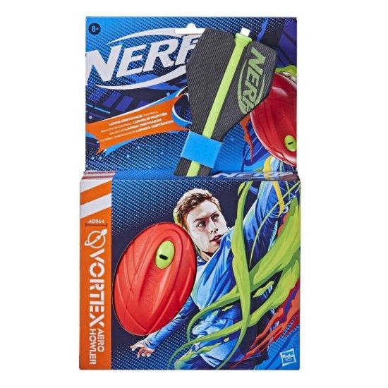 NERF ELITE VORTEX AERO HOWLER ΚΟΚΚΙΝΟ (F2875)