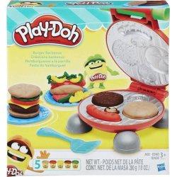 PLAY-DOH BURGER BARBECUE (B5521)