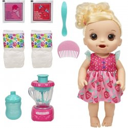 Baby Alive Magical Mixer Κούκλα Μωράκι Με Αξεσουάρ (E6943)