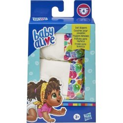 BABY ALIVE DOLL DIAPERS (E9119)