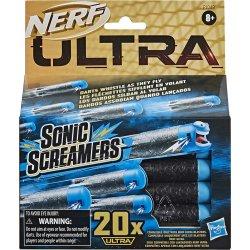 NERF ULTRA SONIC SCREAMERS 20 DART REFIL (F1048)