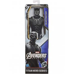 MARVEL AVENGERS TITAN HEROES BLACK  PANTHER (F2155)