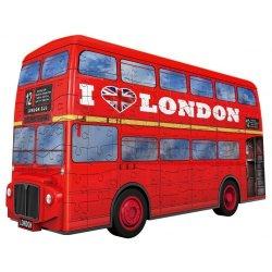 ΠΑΖΛ 3D 216 ΤΕΜ. LONDON BUS (12534)