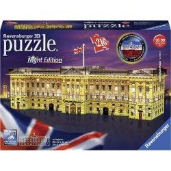 Ravensburger  Puzzle 3D Buckingham Palace 216 κομμάτια Nυχτερινή 'Eκδοση (12529)
