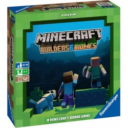 ΕΠΙΤΡΑΠΕΖΙΟ Minecraft Builders & Biomes (26132)