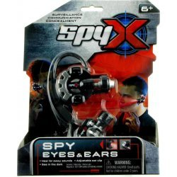 SPY X MICRO EYES & EARS (10128)