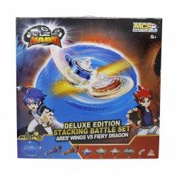 Infinity Nado V Stackable Deluxe Battle set Arena (634806H)