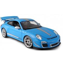 KIDZTECH ΤΗΛΕΚΑΤΕΥΘΥΝΟΜΕΝΟ PORSCHE 911 GT3 RS 1:26 ΜΠΛΕ (89131)