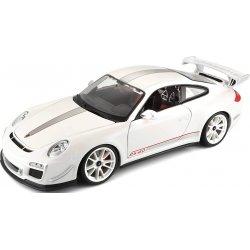 KIDZTECH ΤΗΛΕΚΑΤΕΥΘΥΝΟΜΕΝΟ PORSCHE 911 GT3 RS 1:26 ΑΣΠΡΟ (89131)