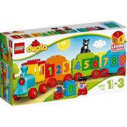 LEGO DUPLO MY FIRST NUMBER TRAIN (10847)
