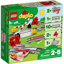 LEGO Duplo Train Tracks (10882)