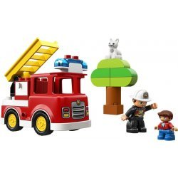 LEGO DUPLO FIRE TRUCK (10901)