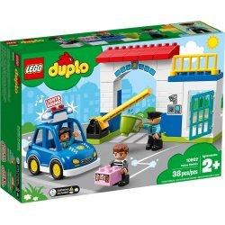 LEGO DUPLO POLICE STATION (10902)