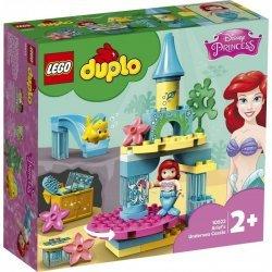 LEGO DUPLO DISNEY PRINCESS ARIEL ΤΟ ΥΠΟΘΑΛΑΣΣΙΟ ΚΑΤΣΡΟ ΤΗΣ ARIEL (10922)