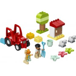 LEGO Duplo Farm Tractor And Animal Care (10950)