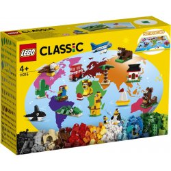 LEGO Classic Around Τhe World (11015)