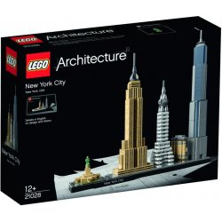 LEGO Architecture New York (21028)