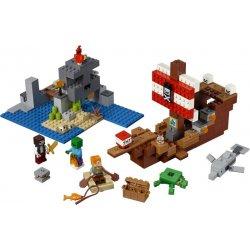 LEGO MINECRAFT HE PIRATE SHIP ADVENTURE (21152)