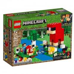 LEGO MINECRAFT THE WOOL FARM (21153)