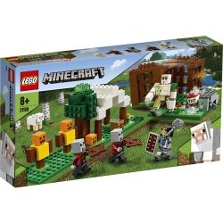 LEGO Minecraft The Pillager Outpost (21159)